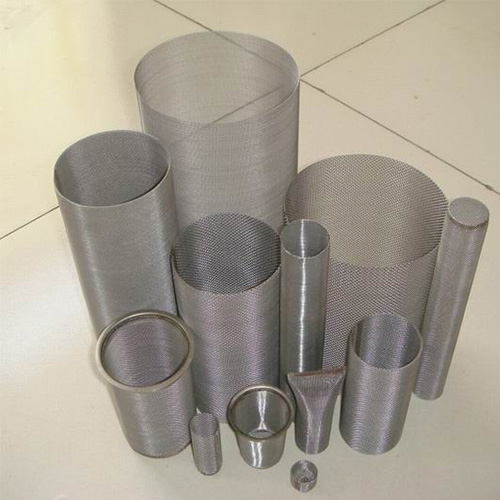 Wire Mesh Processed Products